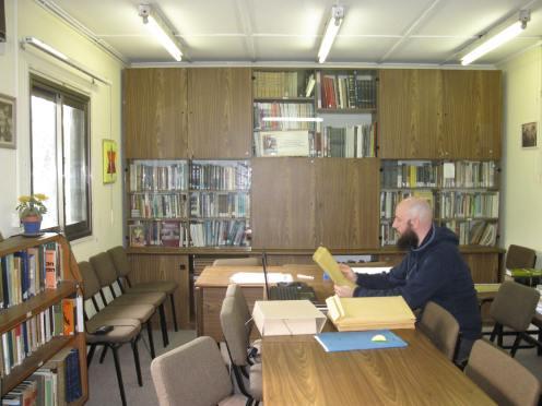 Archiv des Joseph Carlebach Instituts