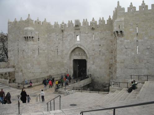 Damaskus Tor Jerusalem