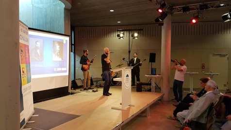 Ausstellungseröffnung Ephraim Carlebach – Mehr als eine Biographie!